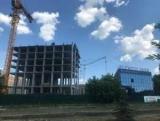 Будівництво 8-го поверху РК Olympic Park